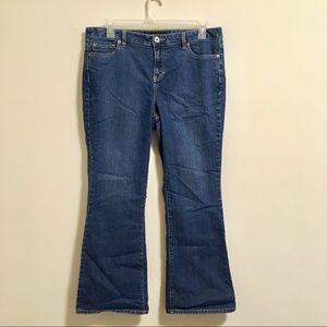 Calvin Klein Flare Jeans 16